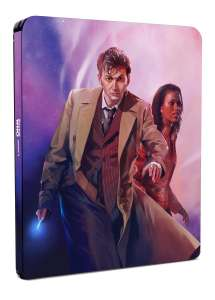 Doctor Who The Complete Third Series Limited Edition Blu-ray Steelbook £13.49 with code at Zoom