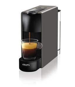 Nespresso Essenza Mini Coffee Machine by KRUPS £62.99 instore @ Tefal Outlet Store