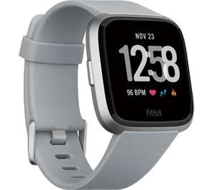 FitBit Versa - All Colours + 3 Months Deezer Premium + 2 Weeks Gym Membership - £149 @ Currys (15% TCB too!)