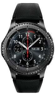 Back In Stock - Samsung Gear S3 Frontier Smart Watch.Refurbished with a 12 month Argos guarantee £144.99 @ Argos Ebay