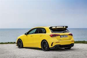 MERCEDES AMG A35 Hatchback Lease from Car Lease Special Offers - Term £10104.86
