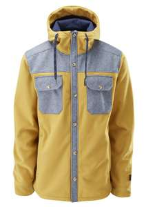 Westbeach softshell men's ski/snowboard jacket sz M 50% off whole site with code jolly50 RRP £130 - £29.97