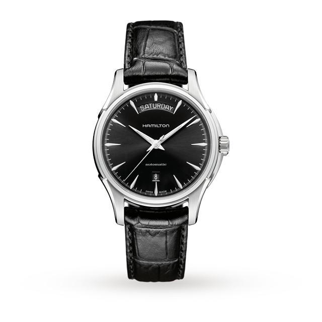 Hamilton Jazzmaster Mens Watch      Model Number: H32505731 £395 @ Goldsmiths
