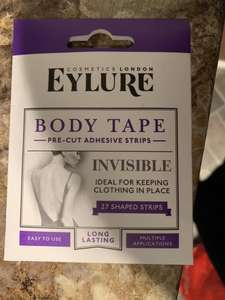 EYLURE Body Tape 55p instore @ Tesco (Leicester)