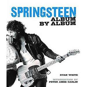 Bruce Springsteen Album by Album RRP £19.99 - only £7 (free c&c) @ The Works
