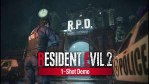 Resident Evil 2 remake demo NOW LIVE, lasts only 30 minutes PS4/XBOX1/PC