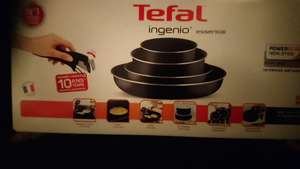 Tefal Ingenio 5 piece set - £40 instore reduced from 70@ Asda Update now online.