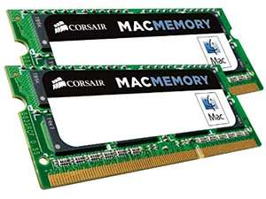 16 gb ram for mid 2012 MacBook Pro also for iMac Mac mini don't know what models £78.78 at AMAZON.CO.UK