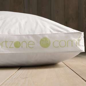 Comfort zone pillow. Great for side sleepers. £9.60 @ Dunelm
