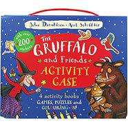 The Gruffalo and Friends Activity Case  £5.00   @ The Works free C&C