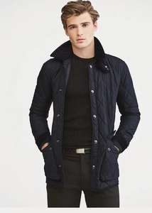 The Iconic Quilted Car Coat - £172.50 delivered @ Ralph Lauren