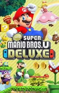 New Super Mario Bros U Deluxe - Taking pre-orders for next batch! £39.85 @ Shopto