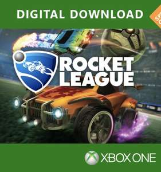 Rocket League (Xbox One) [Digital Download] - £6.99 @ 365games