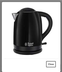Russell Hobbs kettle £14.99 delivered @ Co-Op Electrical