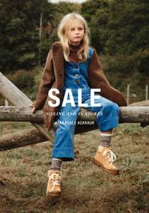 Further reductions in the sale at Zara