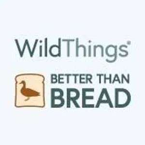 Free Wild Things Swan & Duck Food   Get Your 80g Sample