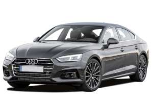 Audi A5 Sportback Black Edition Lease - £239.99 5k miles (23m and £2400 upfront) at Central Vehicle Leasing