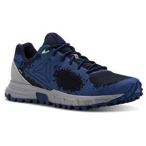 Reebok Sawcut GTX 6.0 GORE-TEX Walking Trainers in Bunker Blue for £37.93 delivered from Reebok using Code
