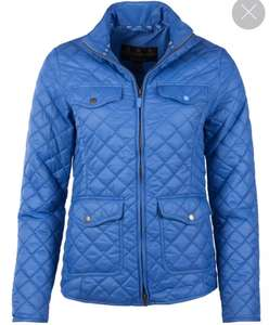 Barbour Formby Women's Jacket in shore blue, £64.98  Outdoor and Country