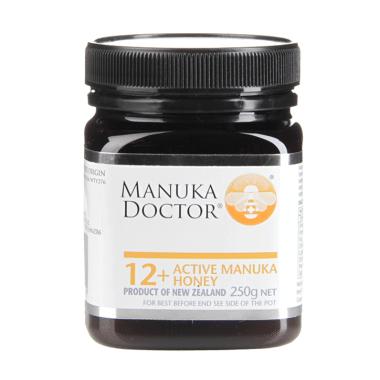 Manuka Doctor Active 12+ Manuka Honey 250g £5 **BE QUICK!** (5 for £20 w/code) @ Holland & Barrett + 95p c&c / £2.99 del