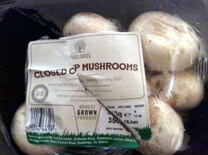 081f6719a 350g Closed Cup Mushrooms now 72p   Lidl - Lidl