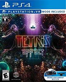 Tetris Effect PS4 PSVR £20.70 from PlayStation PSN Indonesian Store