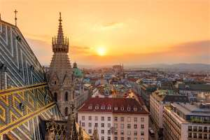 4 nights in Vienna and Bratislava for just £121 each (total £241) including flights and hotels @ Expedia