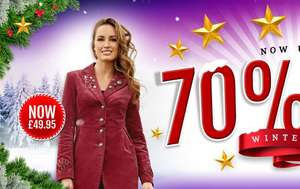 Joe Browns Winter Sale Now at 70%