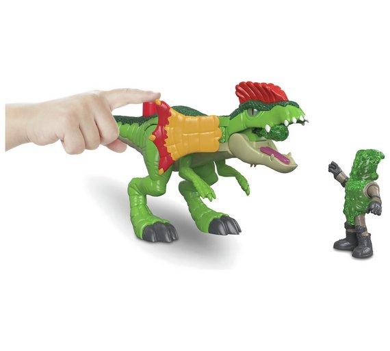 Fisher-Price Imaginext Jurassic World Feature Assortment, £8.99 @ Argos