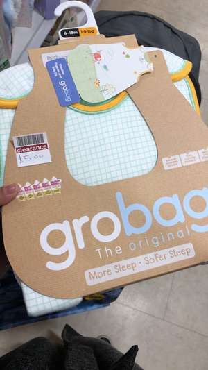 Gro Happy Hill GroBag £5 @ Boots instore