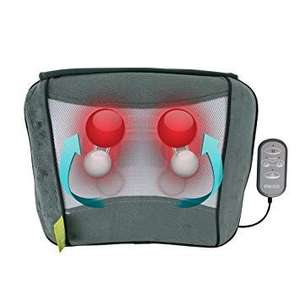 HoMedics Shiatsu Massage Pillow £29.99 Dispatched from and sold by FKA Brands Amazon - Lightning deal