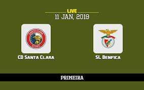 LIVE & FREE to air Primeira League Football TONIGHT Santa Clara v Benfica @ Freesports.tv