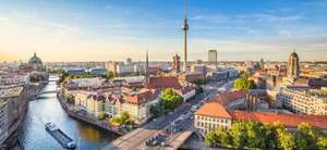 33 nights around Europe for £636 including flights, coaches and accommodation @ Booking.com