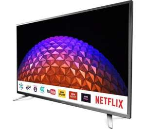 Sharp LC-32CHG6021KF 32inch smart LED TV only £169 @ Currys / eBay