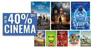 Cineworld Unlimited card £156.39* (£174.95 including West End) instead of £214.80 via KidsPass (Do NOT post referrals) *Requires £1 trial.