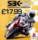 SBK-07: Superbike World Championship (PS2) & Free T-Shirt - £17.99 delivered