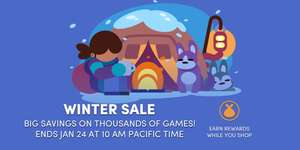Humble Winter Sale now Live until 24/01 - 1000+ PC games reduced - Humble Store