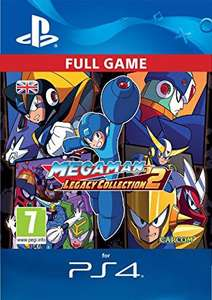 Mega Man Legacy Collection 2 PS4 £5.79 Download Code from Amazon UK