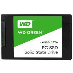 "WD Green 2.5"" Solid State Drive 120 GB - WDS120G2G0A for £19.99 Delivered @ AriaPC"