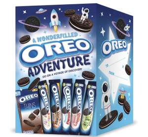 OREO SELECTION GIFT BOX £3.00 @ Cadburys Gifts Direct (usually £12.00) £3.95 delivery