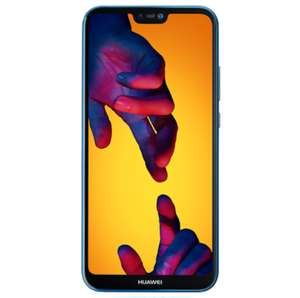 "Grade B Huawei P20 Lite Blue 5.8"" 64GB 4G Unlocked & SIM Free £149.97 @ Laptops Direct"