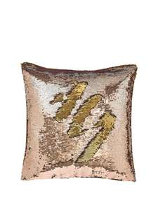 Catherine Lansfield Reverse Sequin Cushion In Very for £5.99 - free c&c