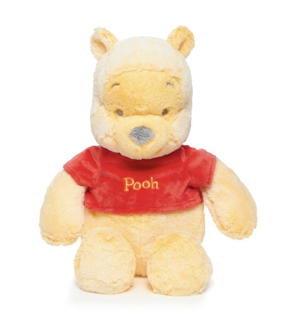 Disney Winnie the Pooh plush (28cm H) £7.50 was £15 free c+c w code @ Debenhams
