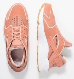 Nike Blush Huarache run suede trainers  572091 £30 Next  Clearance  - free c&c