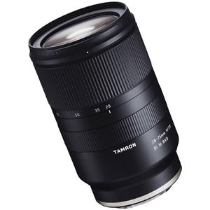 Tamron 28-75mm F2.8 Di III RXD Lens Sony FE £699 + free £39 Sigma UV filter @ Bristol Cameras