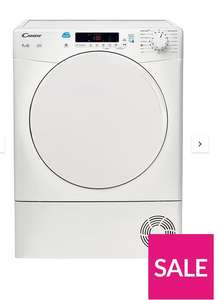 CSC9DF 9kg Load Condenser Sensor Tumble Dryer with Smart Touch £199.99 / £206.98 delivered @ Very