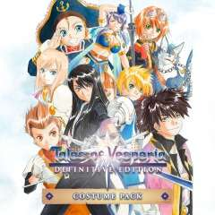 Tales of Vesperia™: Definitive Edition Adventurer Starter Pack & Costume Pack (PS4/Xbox One/Switch) Free @ PSN / MS Store / eShop