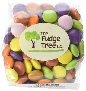 The Fudge Tree Company Chocolate Beans Bags 180 g (Pack of 12) @ Amazon £6.56 Prime £11.05 Non Prime