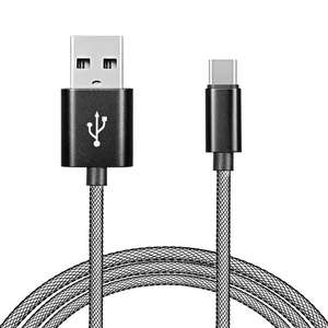 USB 3.1 Network Cable for Android  -  Type-C Fast Charge Cable -  65p delivered w/code @ Rosegal