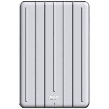 """Silicon Power """"Bolt B75"""" 480 GB Portable Solid State Drive (slimline case 100% Aluminium) £55.18 @ Amazon"""